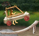Xe bay thời tiền sử