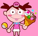 Xếp tháp kem