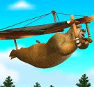Gấu mập tập bay