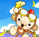 Khỉ tìm chuối