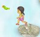 Nhảy thác nước
