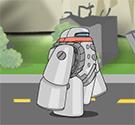 Robot tránh nguy hiểm 2