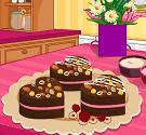 Bánh socola tình yêu