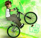 Ben 10 xe đạp địa hình