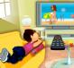 Giành xem TV