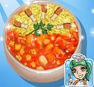 Làm súp Italia
