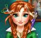 Làm tóc cho Anna