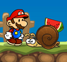 Mario lượm quả