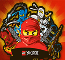 Ninja lego vui nhộn