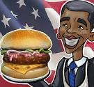 Obama vào bếp