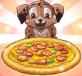 Pizza cho cún yêu