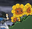 Vườn hoa nổi giận 2