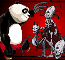 Kungfu panda: Vương quốc quỷ