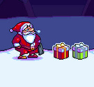 Santa và alien