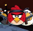 Angry birds thử tài thiện xạ