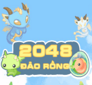 game-2048-dao-rong