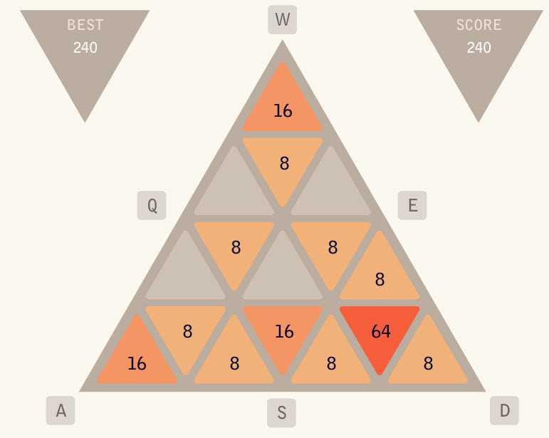 Game-2048-tam-giac-hinh-anh-2