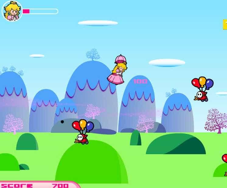 Game-Cong-chua-Mario-hinh-anh-2