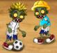 Đá bóng zombie