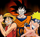 Đại chiến sao Anime 3