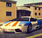 Đậu xe cảnh sát