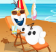 Đi biển cùng Olaf