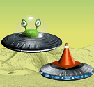 Điều khiển UFO
