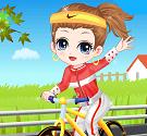 game-girl-xinh-dap-xe