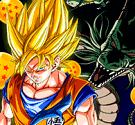 Goku bảo vệ thành phố