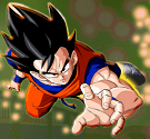 Goku vượt tàu lửa