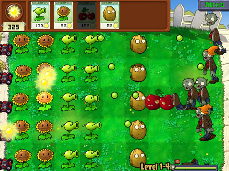 Game-Plants-vs-zombies-hinh-anh-2
