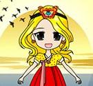 Thời trang công chúa Hàn Quốc