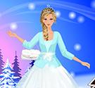 Thời trang công chúa mùa đông