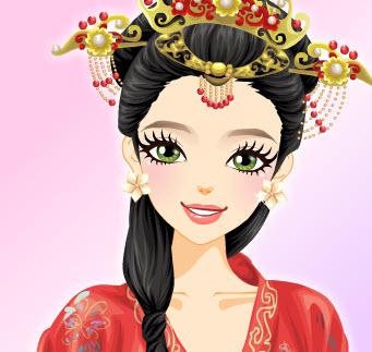 <b>Thời trang</b> công chúa Trung Quốc - Game-Thoi-trang-cong-chua-trung-quoc