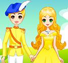 Thời trang hoàng tử và công chúa