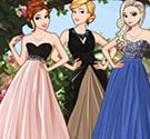 Trang phục công chúa cổ tích