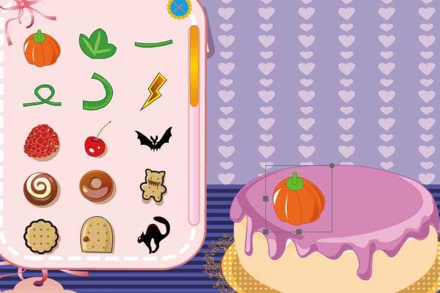 game-banh-ngot-halloween-2-hinh-anh-1