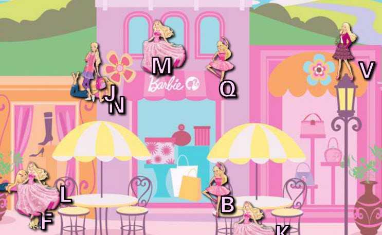game-barbie-tap-danh-chu-hinh-anh-1