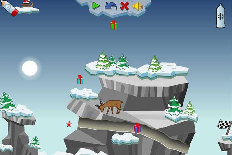 Game con đường tuyết hình ảnh 3