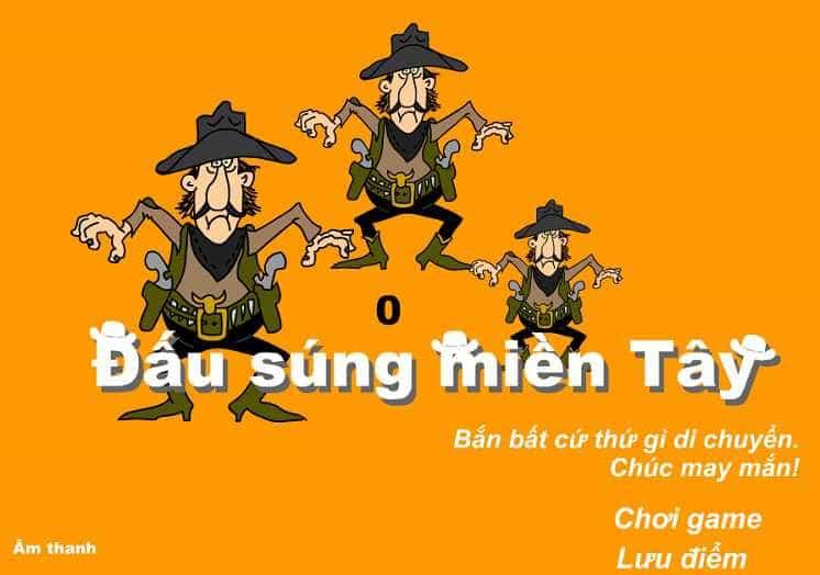 Game-dau-sung-mien-tay-hinh-anh-1