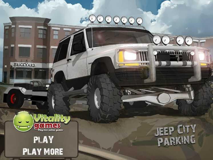 Game-dau-xe-jeep-tren-pho-hinh-anh-1