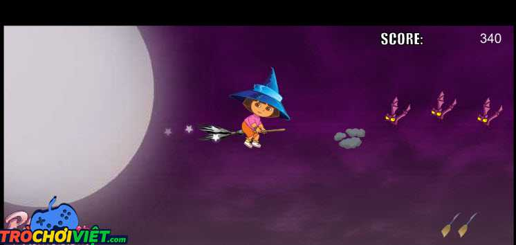 game-dora-phieu-luu-halloween-hinh-anh-1