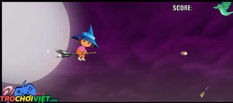 game-dora-phieu-luu-halloween-hinh-anh-3