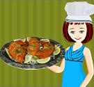 Gà nướng kiểu Tandoori