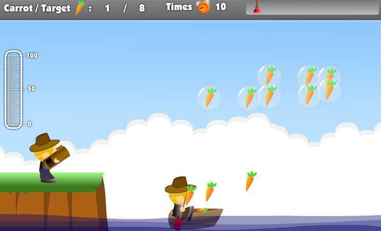 Game giải cứu cà rốt hình ảnh 4
