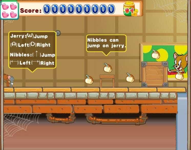 game-jerry-va-nibbles-phieu-luu-hinh-anh-1