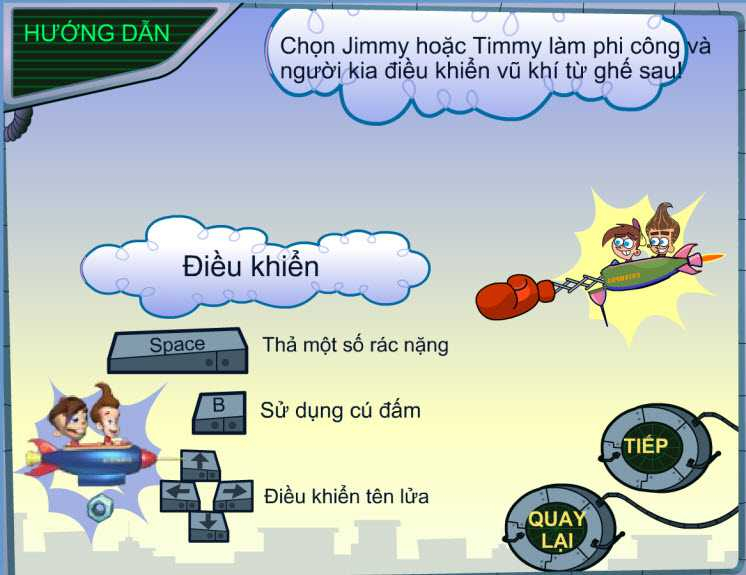 game-jimmy-timmy-khong-chien-hinh-anh-1