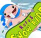 Rufus trượt tuyết