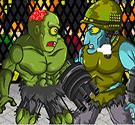 Võ đài zombie