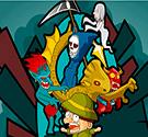 zombie-san-duoi